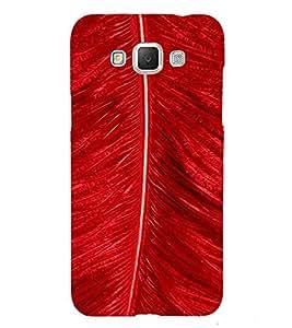 PrintVisa Feather Design 3D Hard Polycarbonate Designer Back Case Cover for Samsung Galaxy Grand MAX