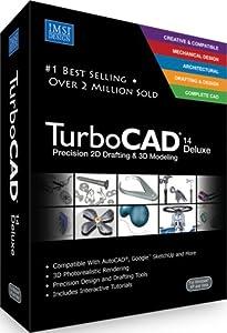 Turbocad Deluxe V14 [OLD VERSION]