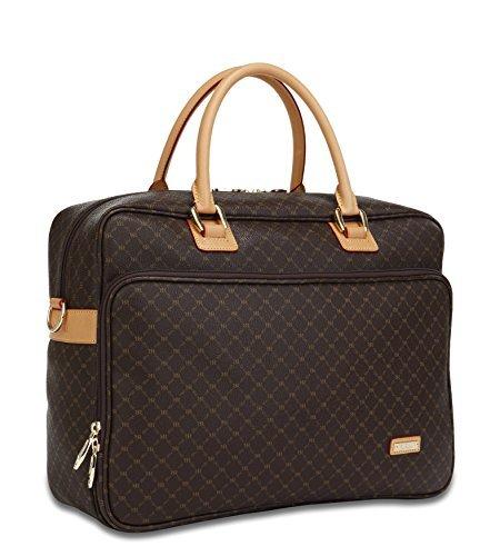 rioni-signature-brown-travel-laptop-carrier