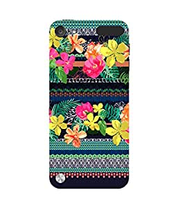 Floral Cave Apple iPod Touch (5th Generation) Case