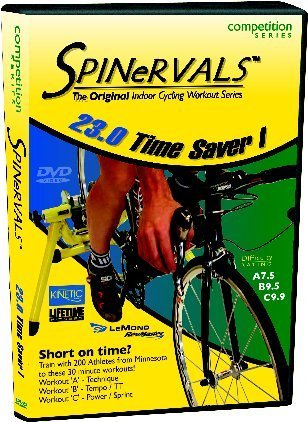 Spinervals Competition DVD 23.0 - Time Saver 1