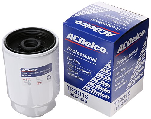 ACDelco TP3018 Professional Fuel Filter with Seals (Fuel Filters Duramax compare prices)