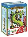Shrek 1 - 2 - 3 - 4 The Whole Story B...