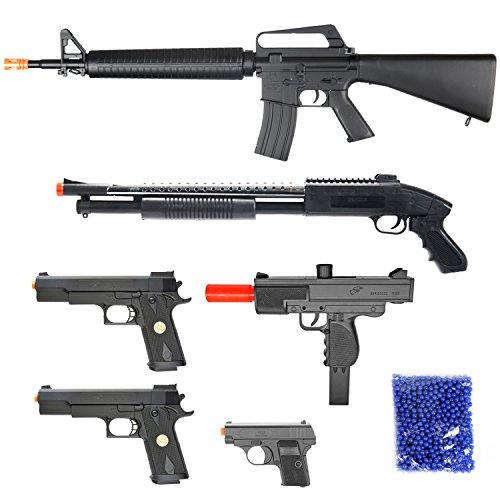 airsoft machine pistols