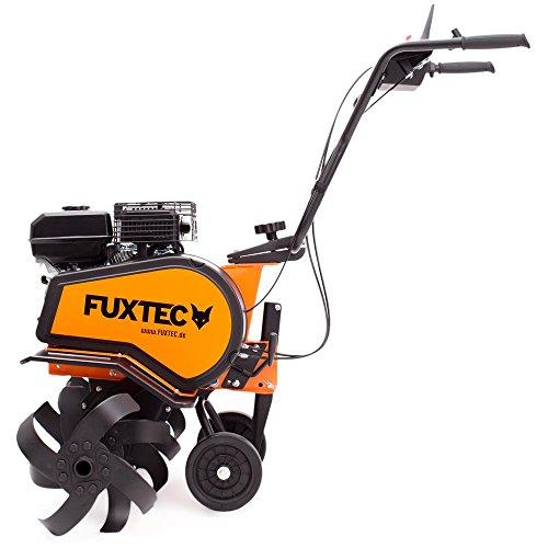 FUXTEC-Ackerfrse-Traktorfrse-Frse-Heck-Bodenfrse-Traktor