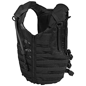 Flyye Delta Tactical Vest Black by Flyye