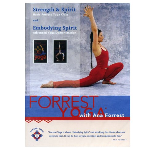 Strength & Spirit + Embodying Spirit DVD Combo