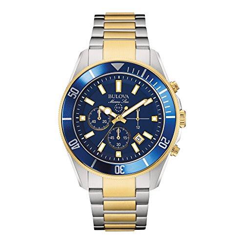 bulova-mens-98b230-marine-star-analog-display-japanese-quartz-two-tone-watch
