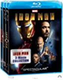 Iron Man 3-Movie Collection [Blu-ray] (Bilingual) [Import]