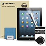 TeckNet® Apple iPad Anti Blue Light Screen Protector for Apple iPad 4 Retina Display / iPad 4 / iPad 3 / Apple 2 Generation [2-Pack] Premium Ultra-Clear 4H Hardness Xtreme Scratch Defender High-Response with Lifetime Warranty