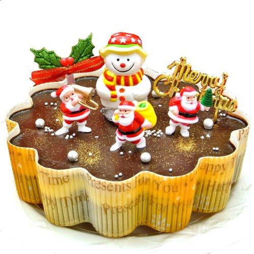 星空のショコラケーキ