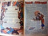 Anno I° N.° 1 Febbraio 1933 VIAGGI ED AVVENTURE DI CIELO, DI TERRA, DI MARE. Supplemento a CARTOCCINO DEI PICCOLI. Direttore Ettore Boschi Monza 8 -19 Ottobre 1933 - VIII
