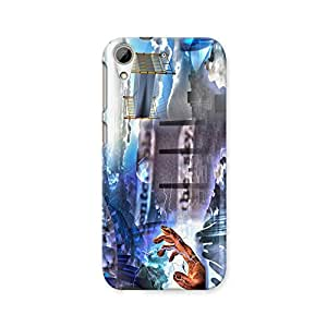 ArtzFolio Dream Abstract : HTC Desire 626 / 626G+ Matte Polycarbonate ORIGINAL BRANDED Mobile Cell Phone Protective BACK CASE COVER Protector : BEST DESIGNER Hard Shockproof Scratch-Proof Accessories