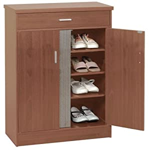 Spruce - Hallway Tidy Cabinet / Shoe Storage - Light