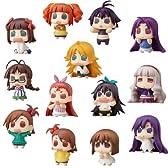 ぷちます! キャラクターチャームコレクション ぷちます!  全13種セット  (ノンスケール PVC塗装済みアクセサリー)