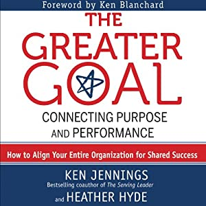 The Greater Goal Audiobook