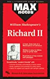 Richard II: (MAXNotes Literature Guides) (0878910433) by Morrison, Michael