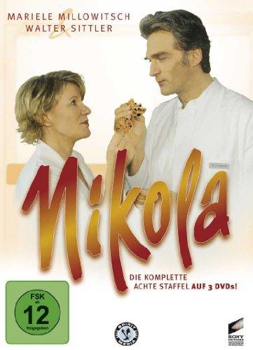 Nikola - Die komplette achte Staffel [3 DVDs]