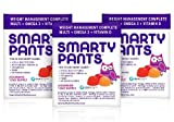 SmartyPants Gummy Vitamins Weight Management Complete On-The-Go Packs, 15 Count