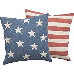 Primitives By Kathy Pillow - American Flag