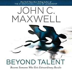 Beyond Talent Audiobook