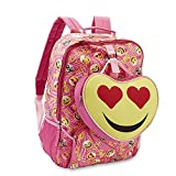 Confetti Girl's Backpack & Lunch Bag - Emoji