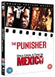The Punisher/Once Upon A Time In Mexico [DVD]