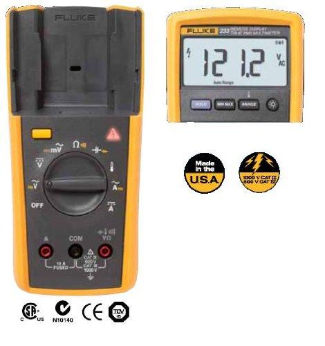 Fluke-Remote-Display-Multimeter