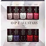OPI Mini All Stars 2015 Nail Lacquer Set of 10 Minis