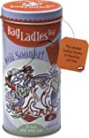 Bag Ladies Tea Get Well Sooner Tea Tin 25 Teabags of English