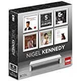 img - for NIGEL KENNEDY [5 CLASSIC ALBUMS] by NIGEL KENNEDY [Korean Imported] (2012) book / textbook / text book