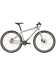 Charge Cooker SS single speed bike silver 2015