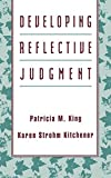 img - for Developing Reflective Judgment book / textbook / text book