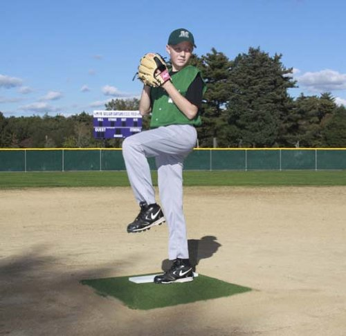 ProMounds Portable Baseball Pitching TRAINING Mound GREEN