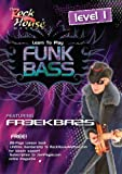 echange, troc Learn Funk Bass Level 1: Featuring Freekbass [Import anglais]
