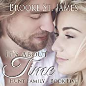 It's About Time: Hunt Family, Book 5 | Brooke St. James