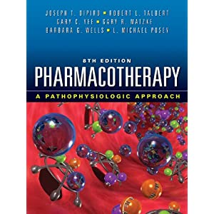 Re: Pharmacotherapy: A Pathophysiologic Approach (9780071478991