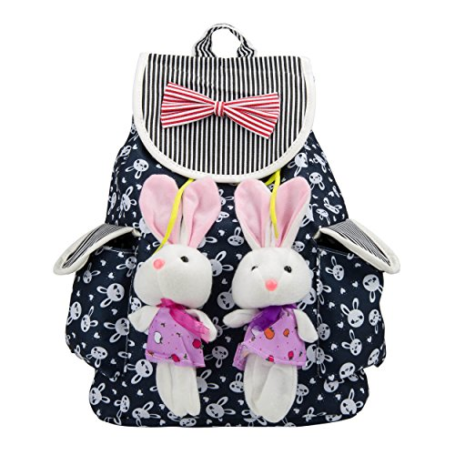 Blue Bunny Buddy Kid's BackPack