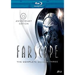 Farscape: Season 3, 15th Anniversary Edition [Blu-ray]