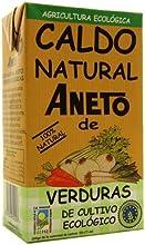 CALDO VERDURAS 1L. ECO ANETO