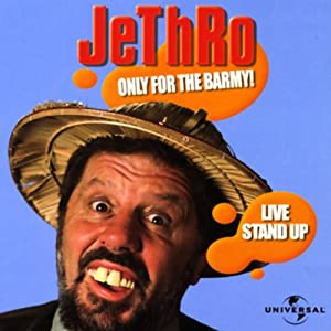Only for the Barmy! | [JeThRo]