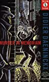 img - for Murder in Memoriam (Mask Noir) book / textbook / text book