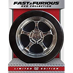 Fast & Furious 1-6 Collection - Limited Edition