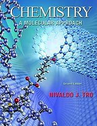 Chemistry: A Molecular Approach by Marieb Elaine N