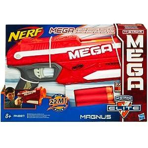 Nerf - A4887E240 - Jeu De Plein Air - Mega Elite Magnus