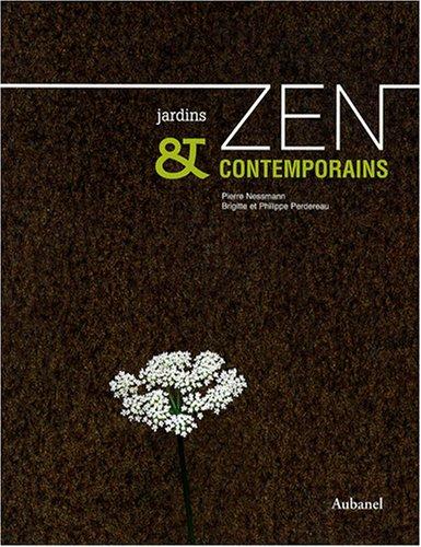 livre jardins zen et contemporains. Black Bedroom Furniture Sets. Home Design Ideas