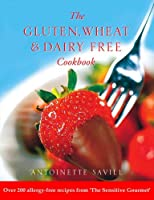 Gluten, Wheat, and Dairy Free Cookbook by Thorsons