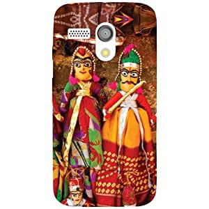 Motorola Moto G Back Cover - Beautiful Designer Cases