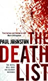 The Death List (A Matt Wells Thriller) Paul Johnston