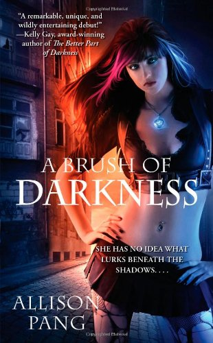 A Brush of Darkness by Allison Pan